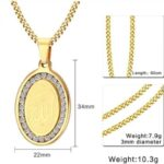 Islam Necklace – New Islamic Necklace For Muslims!