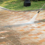 7 Benefits of Pressure Washer Patio Cleaning in London